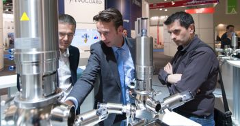 Krones AG's subsidiary Evoguard GmbH has achieved a resounding success with its own series of valves.