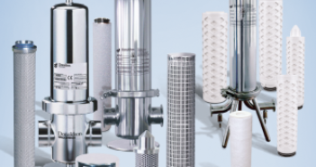 High-performance filters for the sterile filtration of air, steam and liquids.