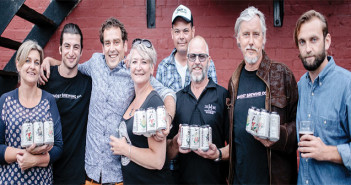 A selection of Canterbury's best beer breweries have partnered with Nostalgia Festival to create a limited edition mixed-can six-pack that will be sold across New Zealand.