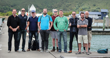 A team of world class science and engineering minds are deciding whether open ocean shellfish farming in Nelson is a viable option, with any successful project promising to significantly increase New Zealand's shellfish production and exports by up to $300 million a year.